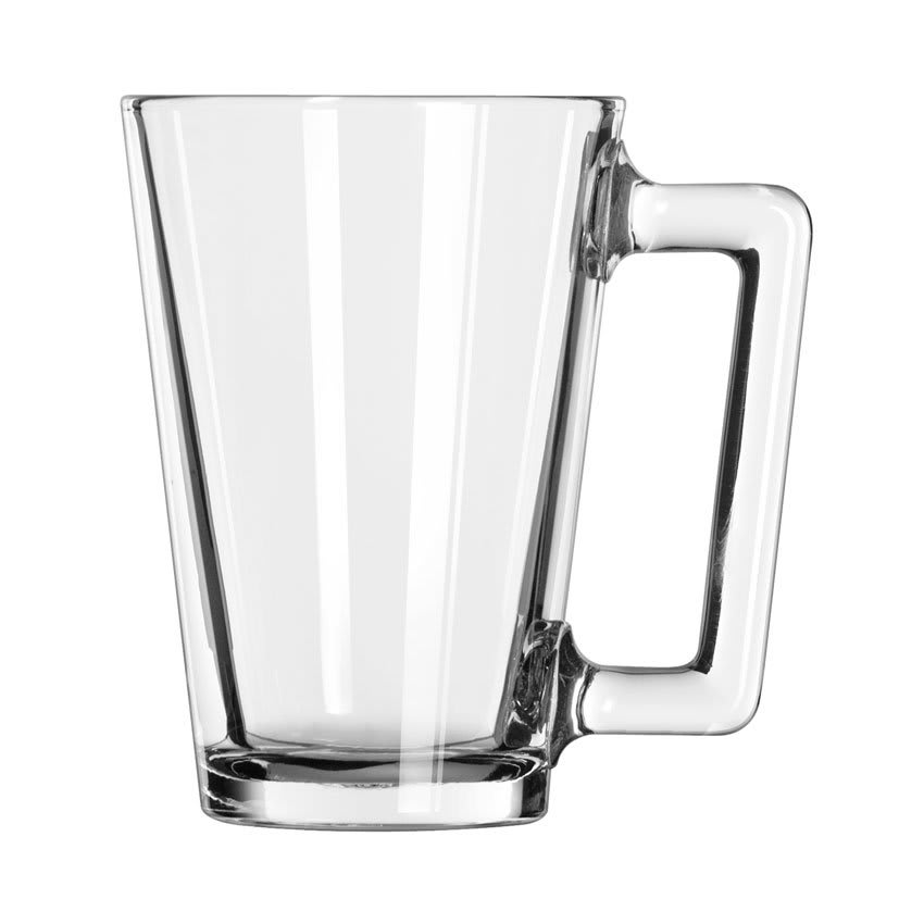 Libbey 5589 9-oz Restaurant Basics All Purpose Glass Mug
