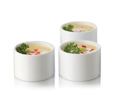 Libbey 56118 Just Tasting Round Bowl Set w/ 12-Ceramic Bowls & Recipe Card