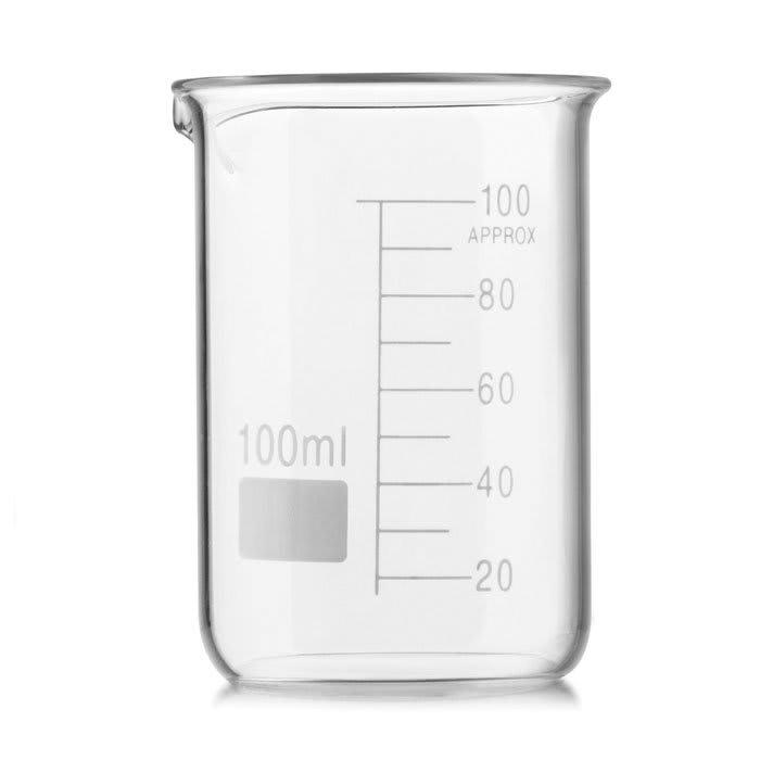 Libbey 56804 3.38-oz Beaker Glass