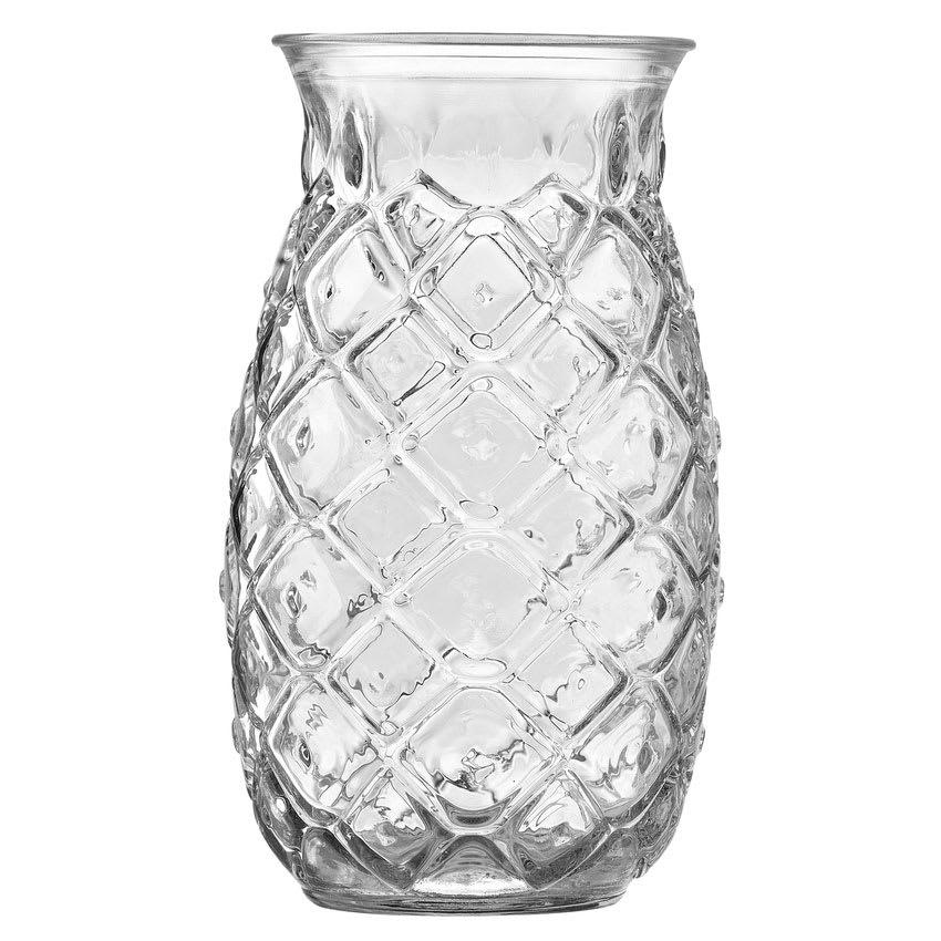 Libbey 56880 17 oz Pineapple Glass, Tiki