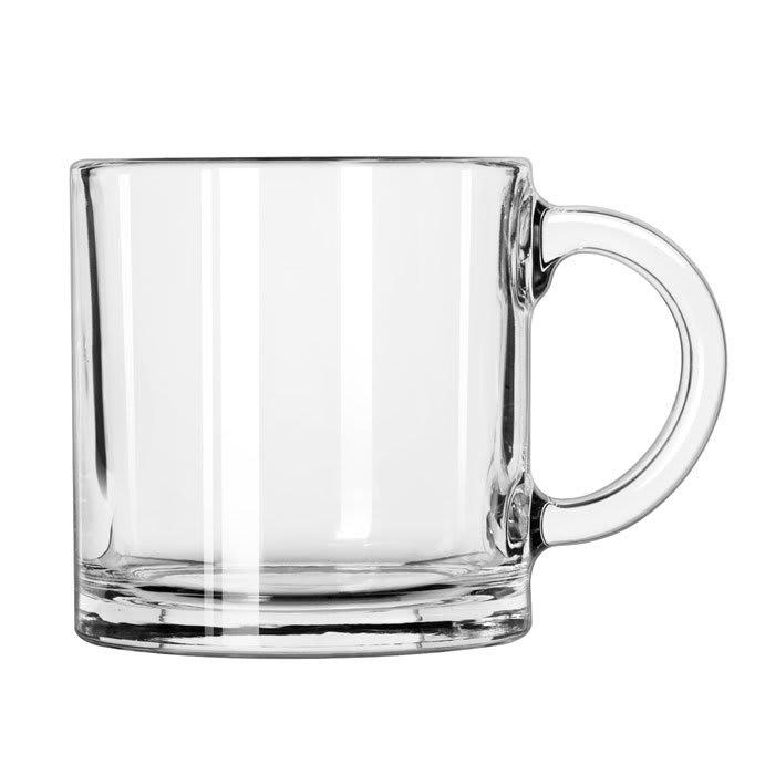 Libbey 5770 7-oz Monderno Glass Mug