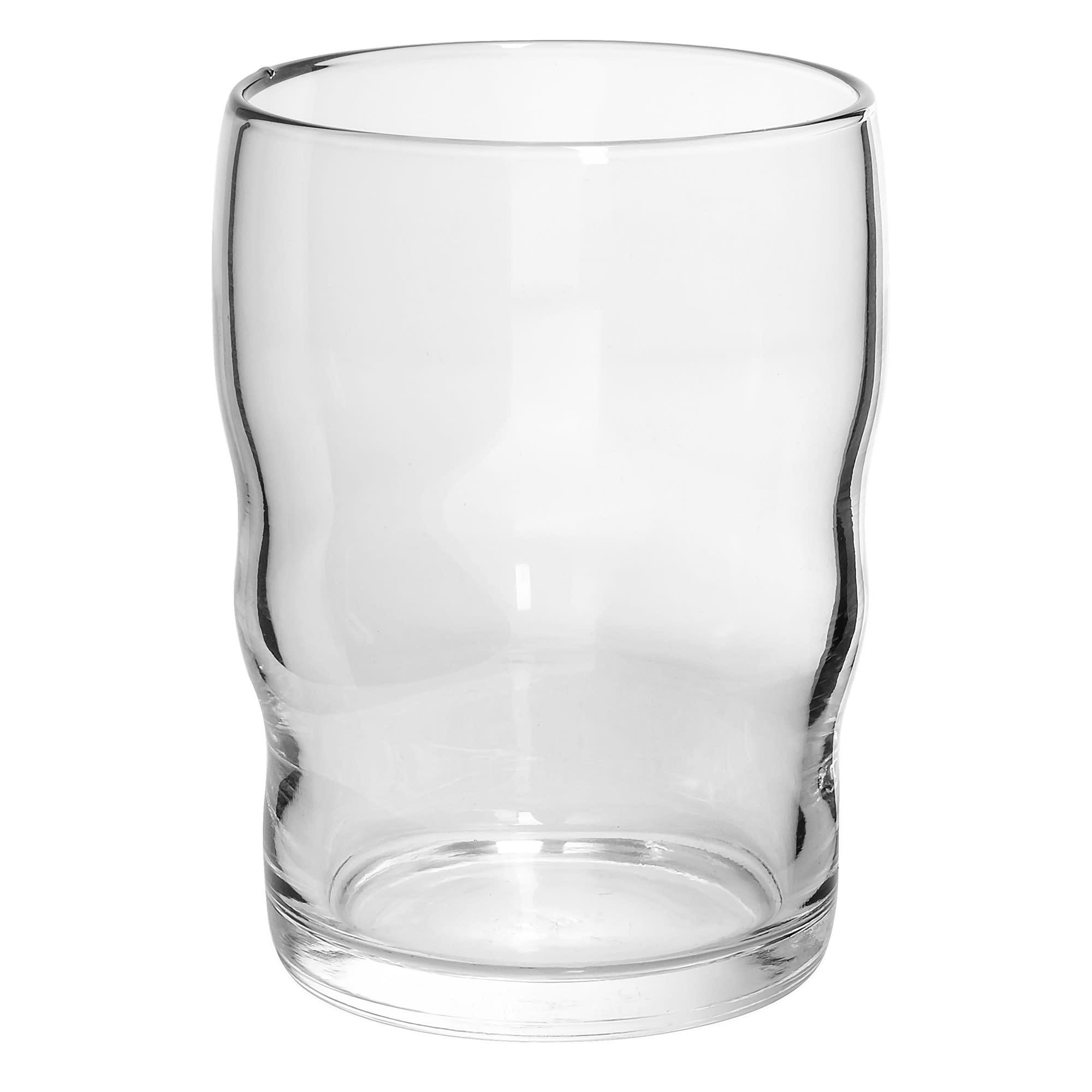 Libbey 618HT 8 oz Governor Clinton Beverage Glass - Safedge Rim