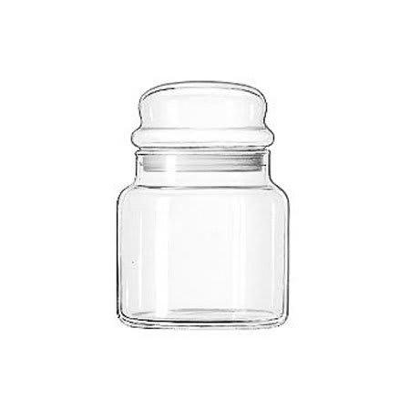 Libbey 70996 22-oz Glass Storage Jar
