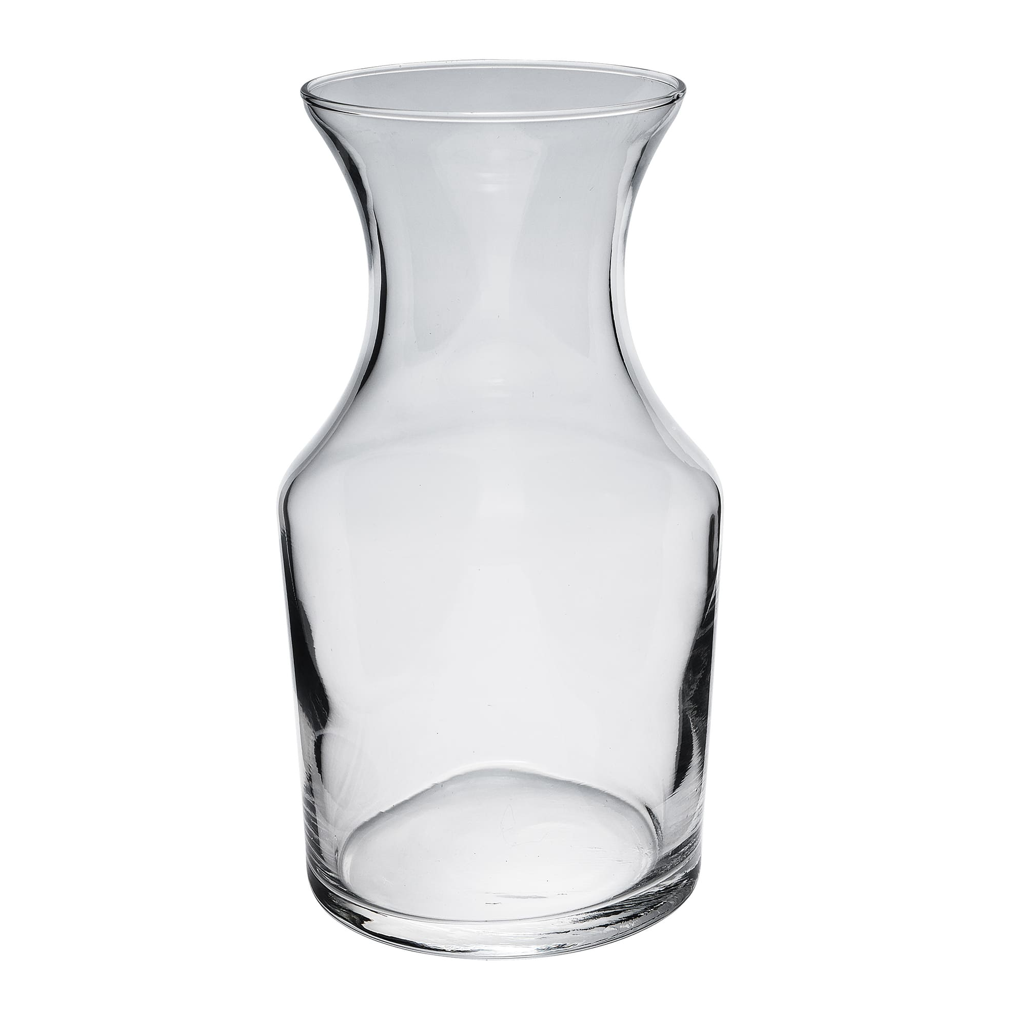 Libbey 719 85 Oz Glass Cocktail Decanter Bud Vase