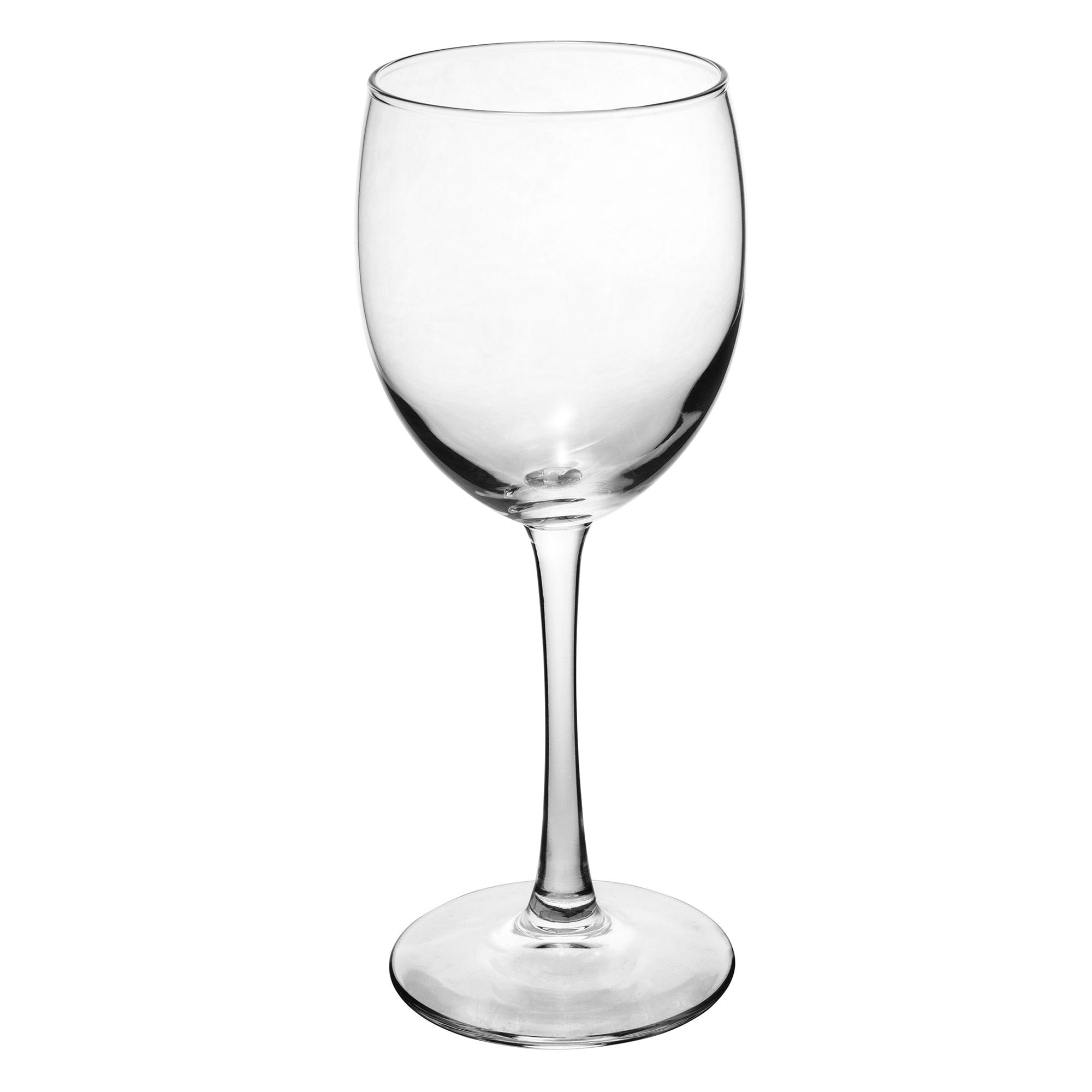 Libbey 7502 12-oz Vina White Wine Glass - Safedge Rim & Foot Guarantee