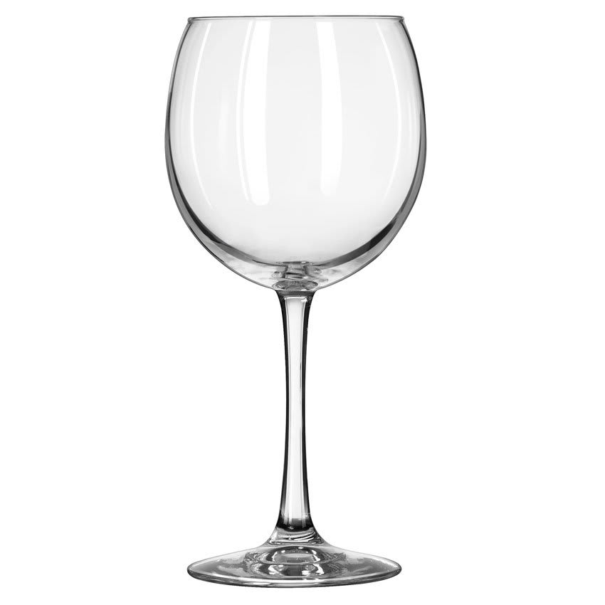 Libbey 7505 18.25-oz Vina Balloon Wine Glass - Safedge Rim & Foot Guarantee