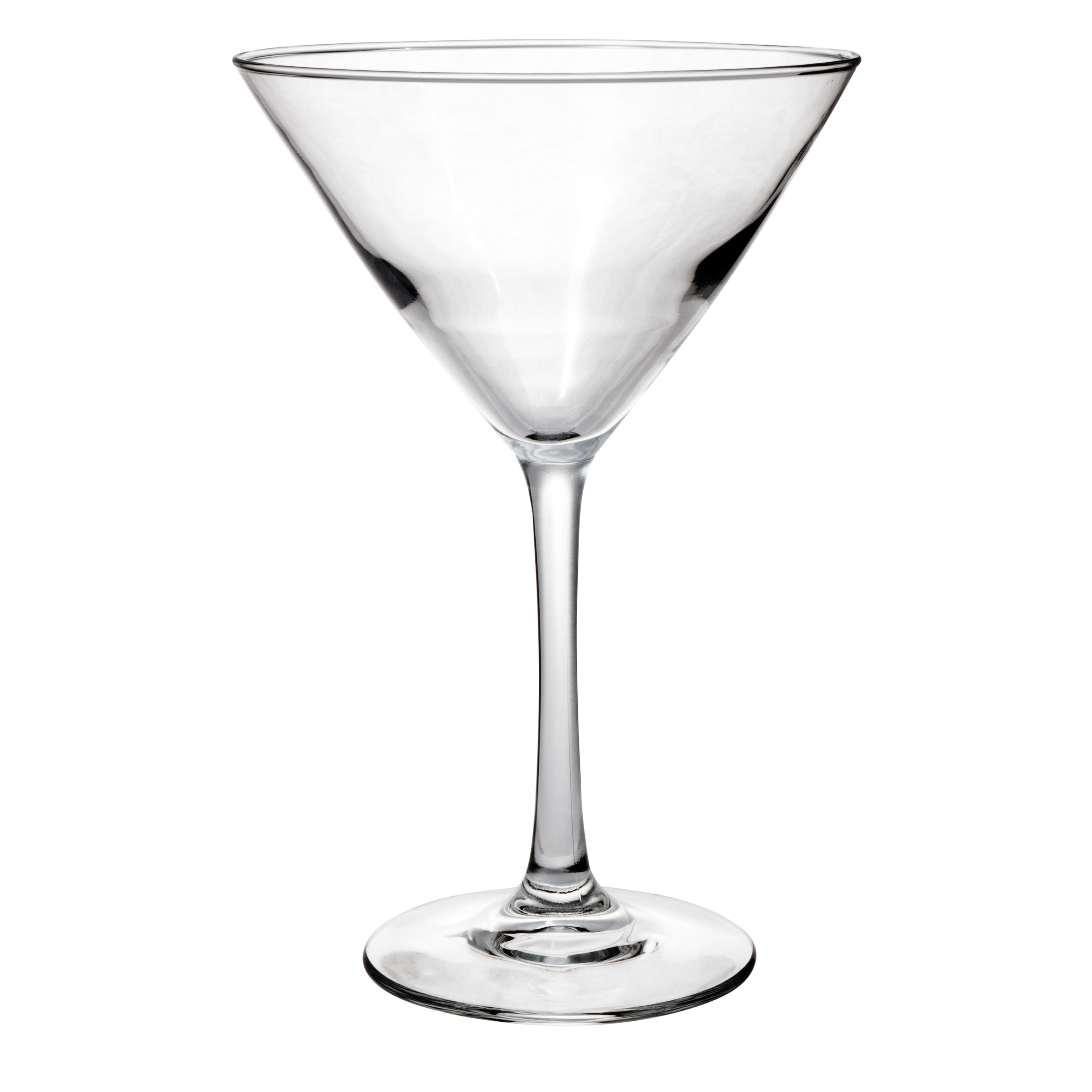 Libbey 7507 12 oz Midtown Martini Glass - Finedge & Safedge Rim