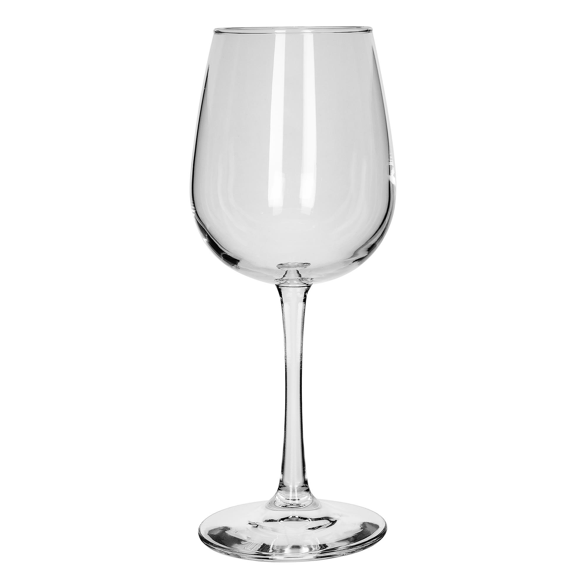Libbey 7508 12.75-oz Vina Wine Taster Glass - Safedge Rim & Foot Guarantee