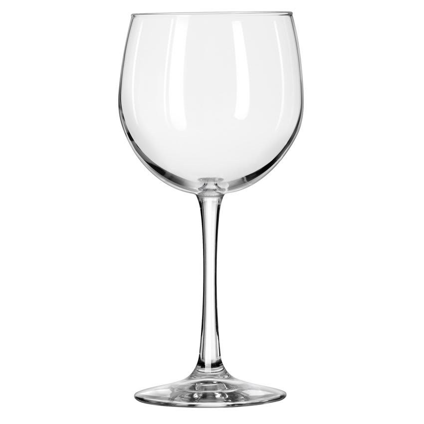 Libbey 7509 16 oz Vina Balloon Wine Glass - Safedge Rim & Foot Guarantee