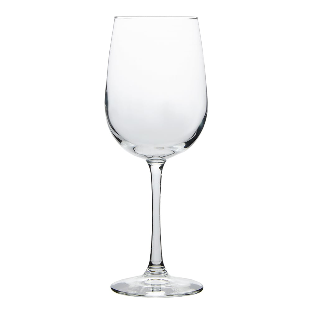 Libbey 7510 16-oz Vina Tall Wine Glass - Safedge Rim & Foot Guarantee
