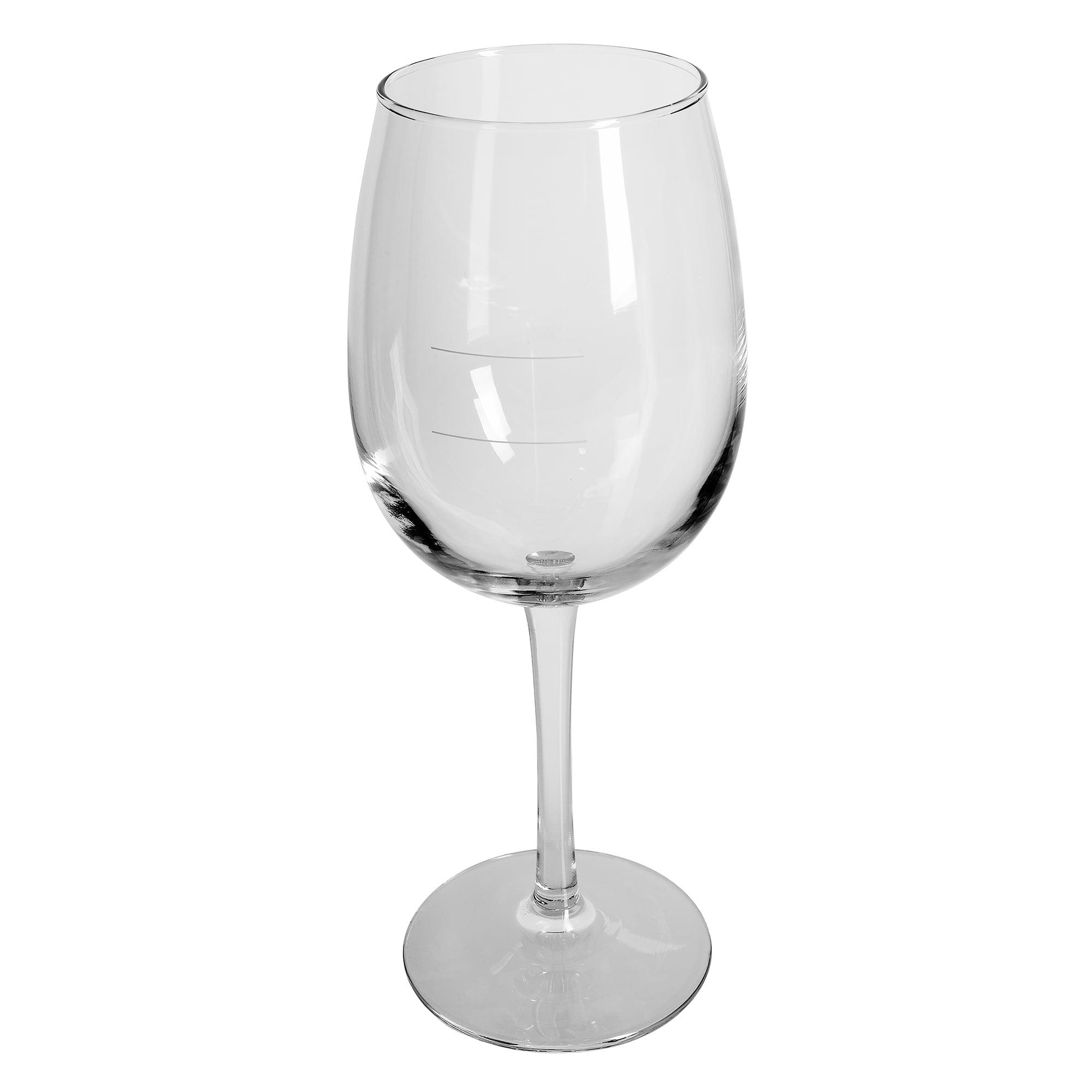 Libbey 7533/1178N 16-oz Safedge Wine Glass - Rim Guarantee, Clear