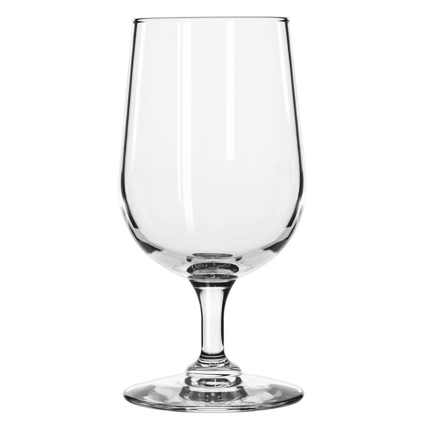 Libbey 8411 11 oz Citation Banquet Goblet Glass - Safedge Rim