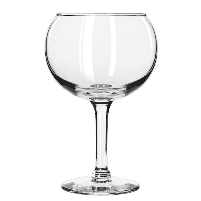Libbey 8414 13 oz Citation Red Wine Glass - Safedge Rim Guarantee