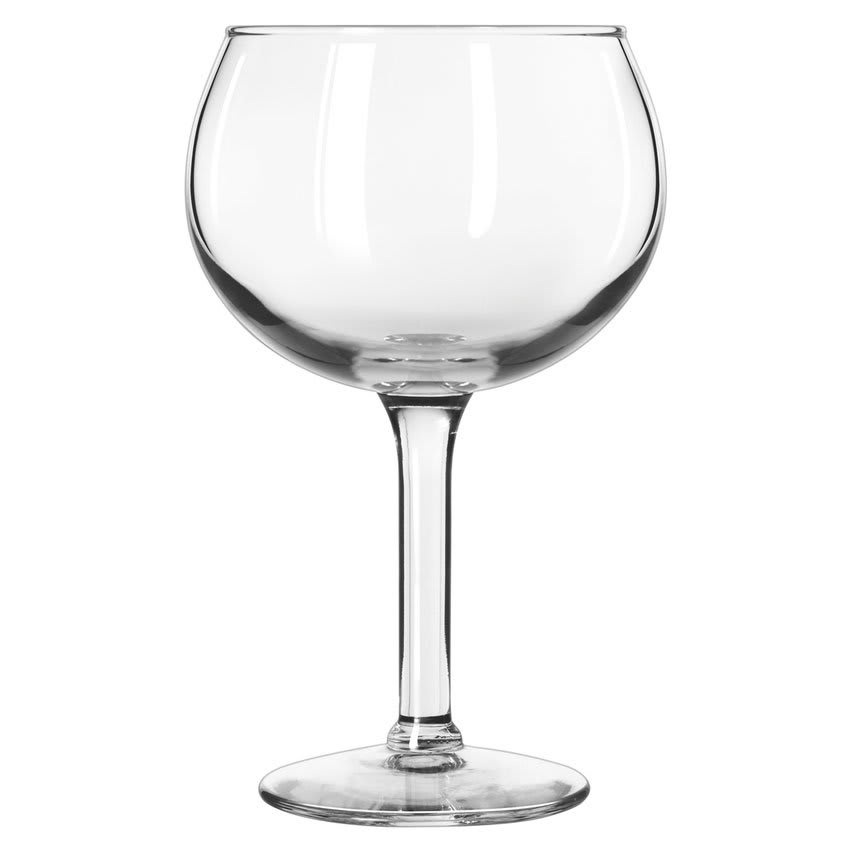 Libbey 8418 17.5 oz Bolla Grande Collection Glass - Safedge Rim Guarantee