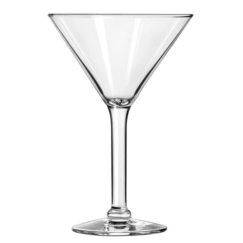 Libbey 8485 8.5 oz Salud Grande Collection Glass - Safedge Rim Guarantee