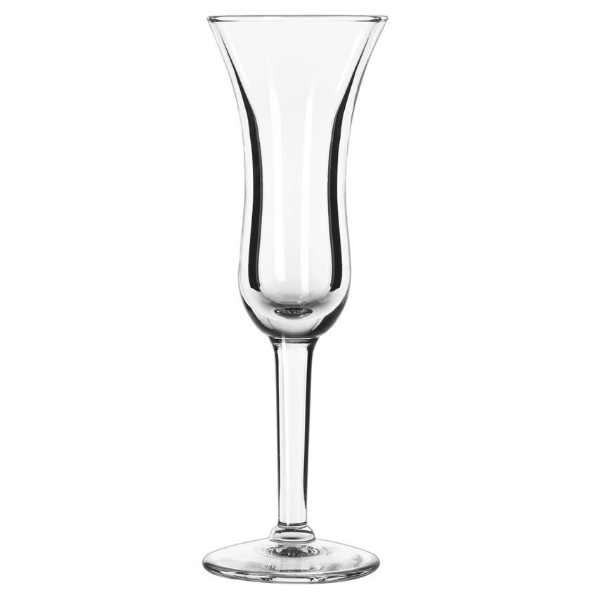 Libbey 8491 1.5-oz Citation Gourmet Tall Dutch Cordial Glass - Safedge Rim