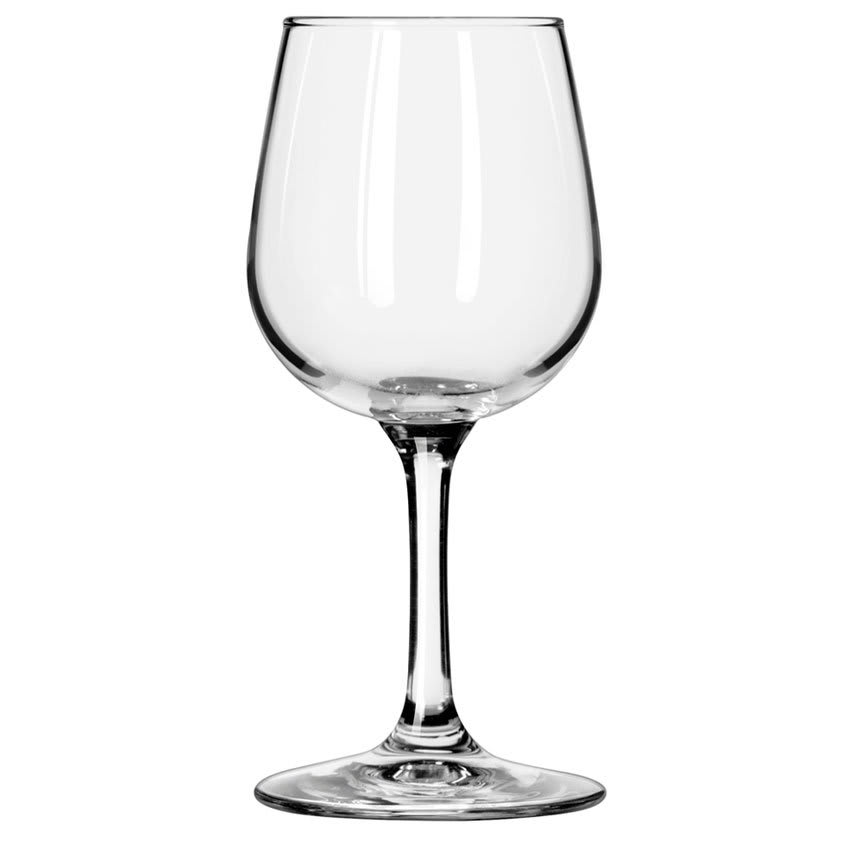 Libbey 8550 6.75-oz Wine Taster Glass - Safedge Rim Guarantee