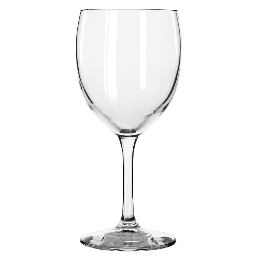 Libbey 8572SR 12.5 oz Bristol Valley Chalice Wine Glass - Sheer Rim