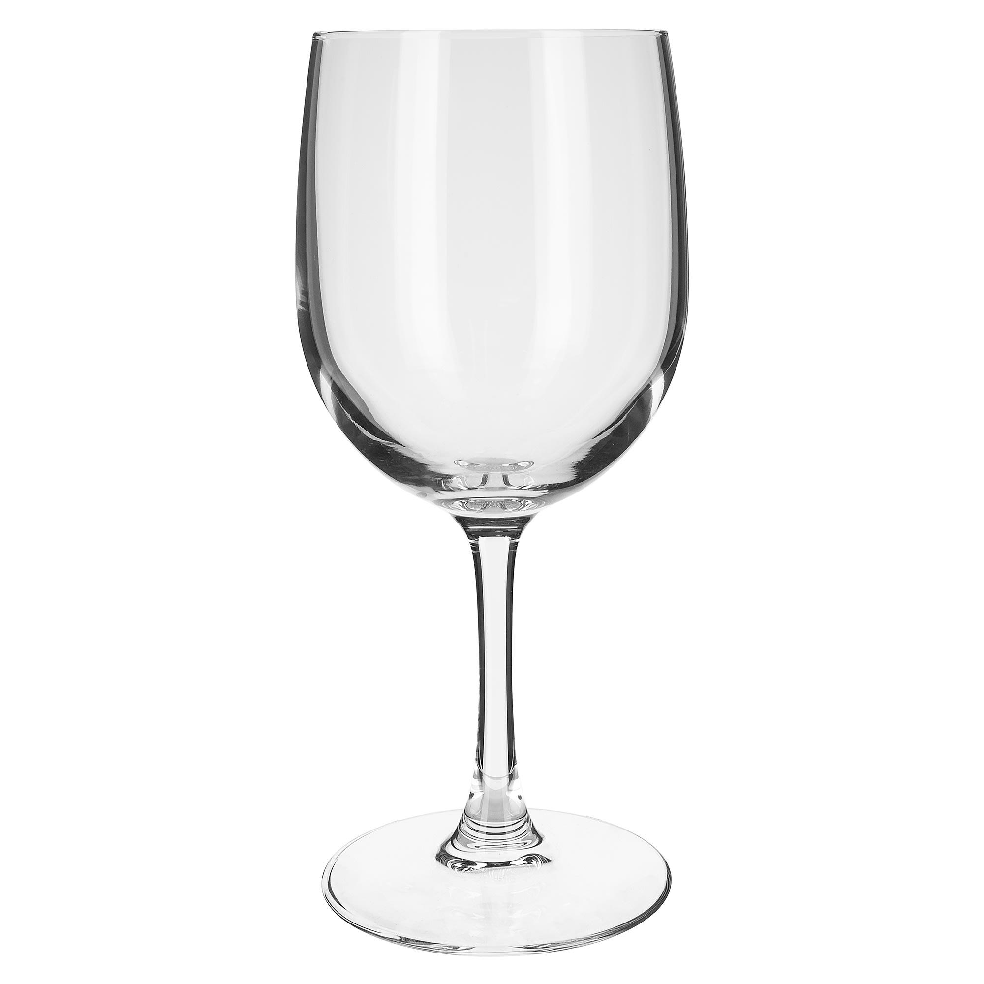 Libbey 8573SR 13-oz Bristol Valley White Wine Glass - Sheer Rim