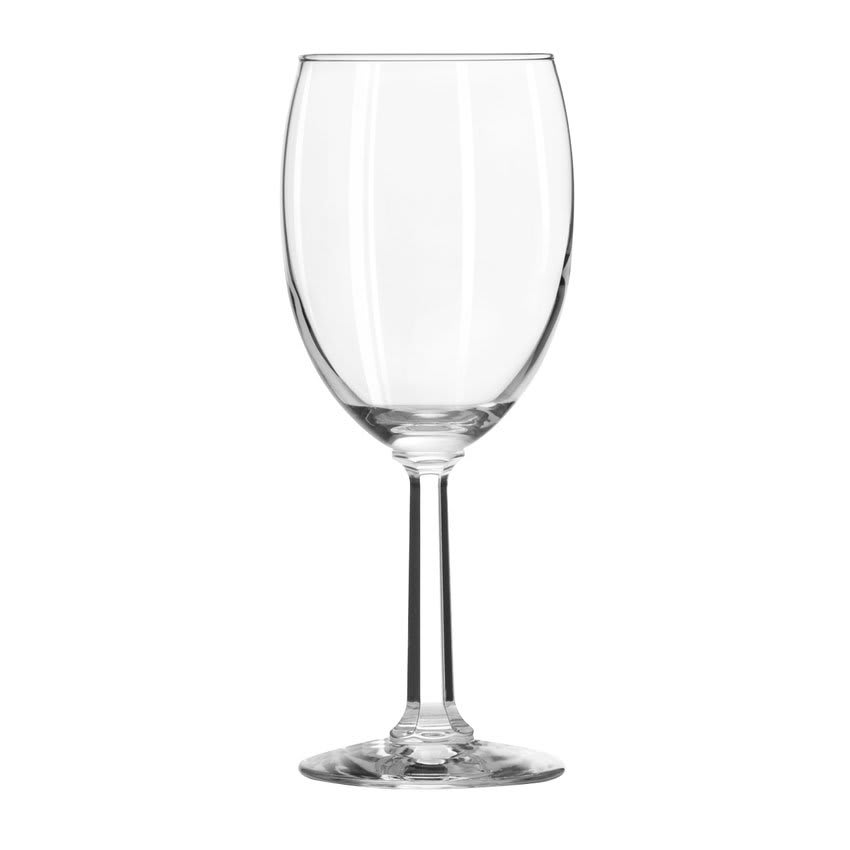 Libbey 8756 10.25 oz Napa Country Goblet Glass - Safedge Rim Guarantee