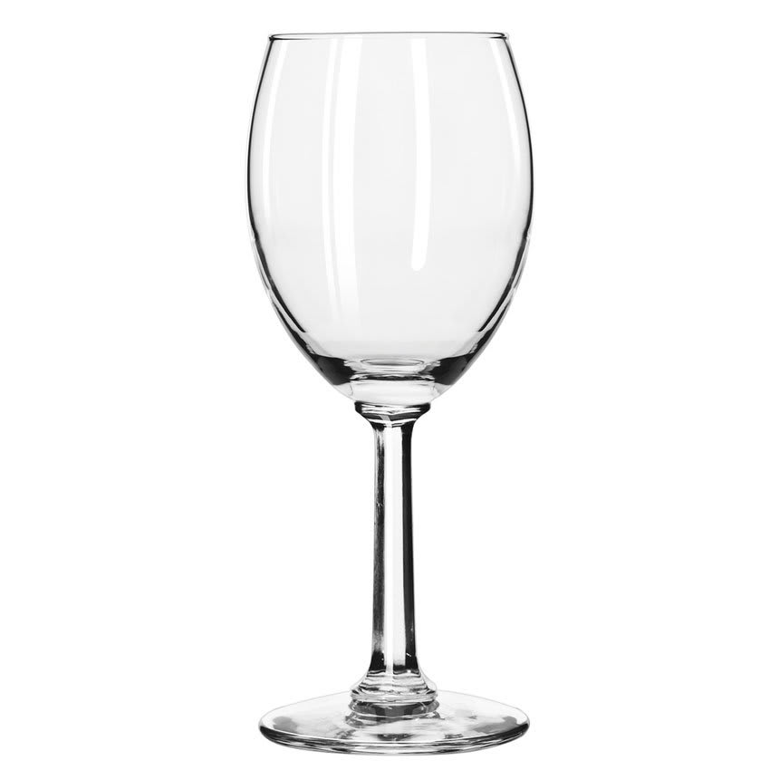 Libbey 8764 7.75 oz Napa Country White Wine Glass - Safedge Rim Guarantee