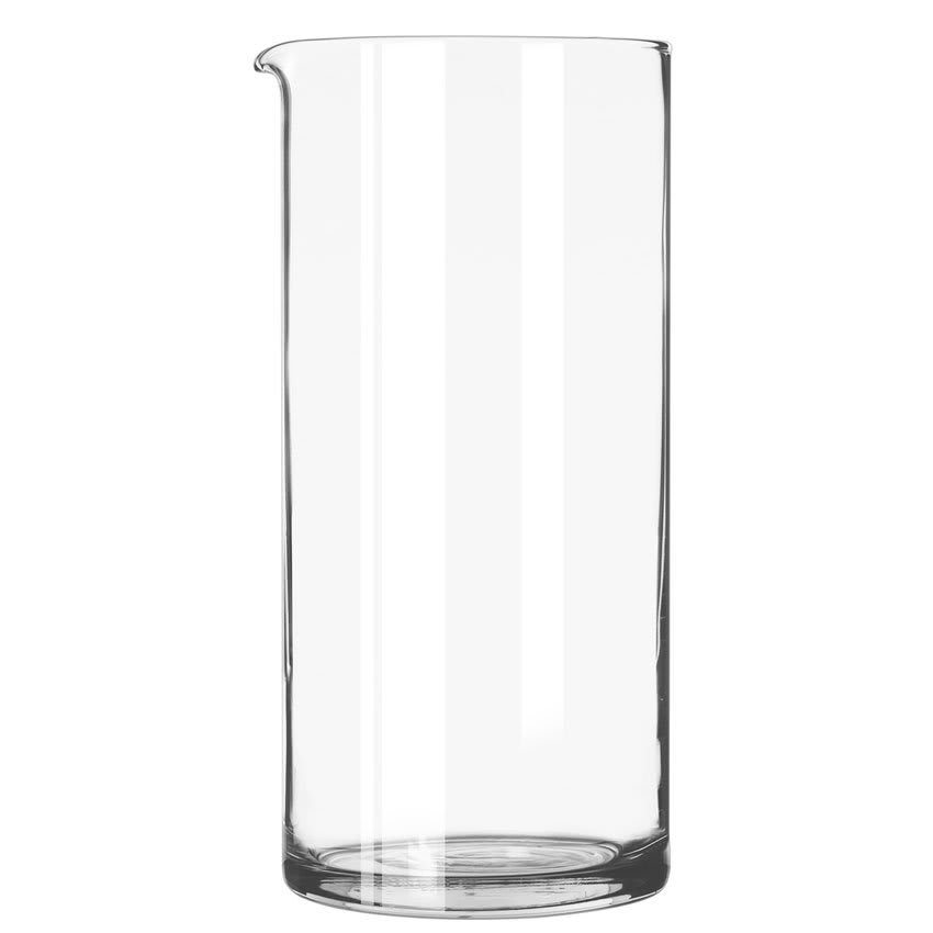 Libbey 88709 33-oz Cocktail Stirring Glass w/ Pour Spout