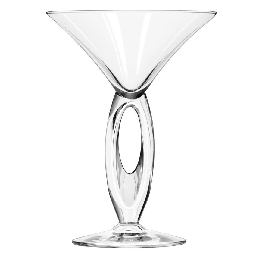 Libbey 8883 Omega 6.75 oz Traditional Martini Glass