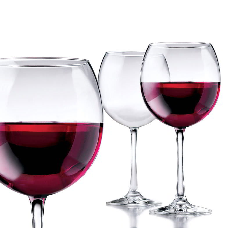 Libbey 89389 Vina Red Wine Set w/ 6 Stemmed Glasses