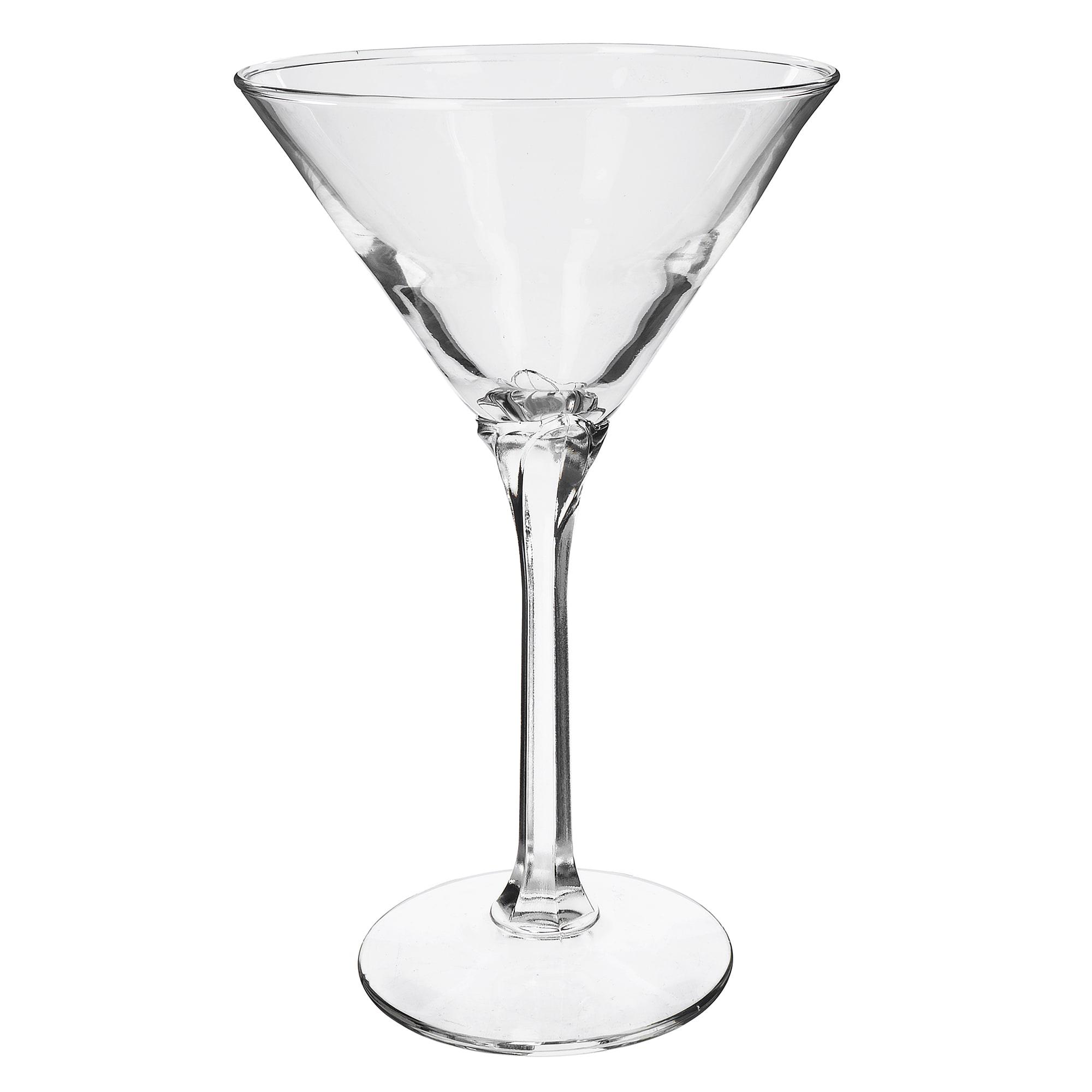 Libbey 8978 8-oz Domaine Martini Glass - Safedge Rim Guarantee