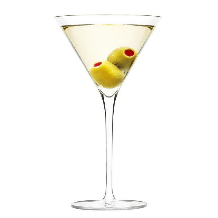 Libbey 9135 7 oz Renaissance Martini Glass