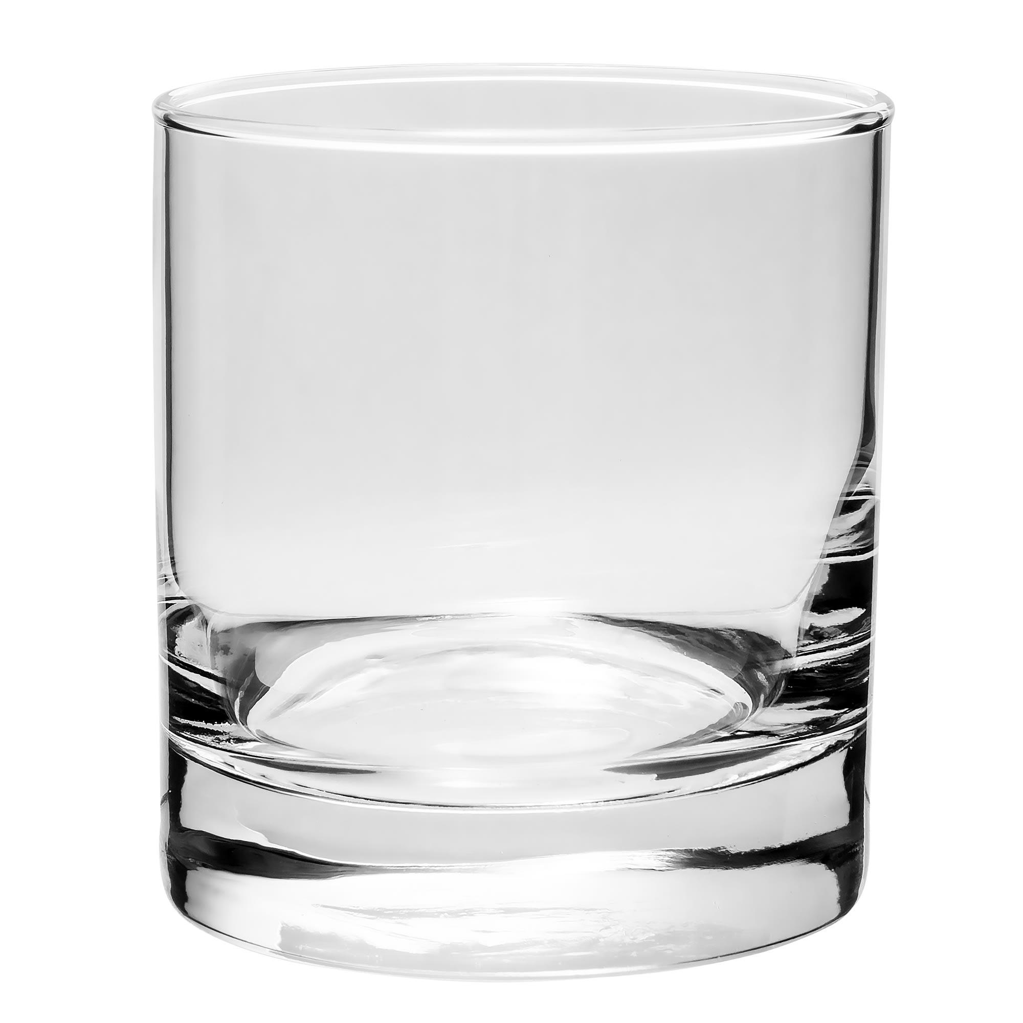 Libbey 916CD 8 oz Heavy Base Rocks Glass - Finedge