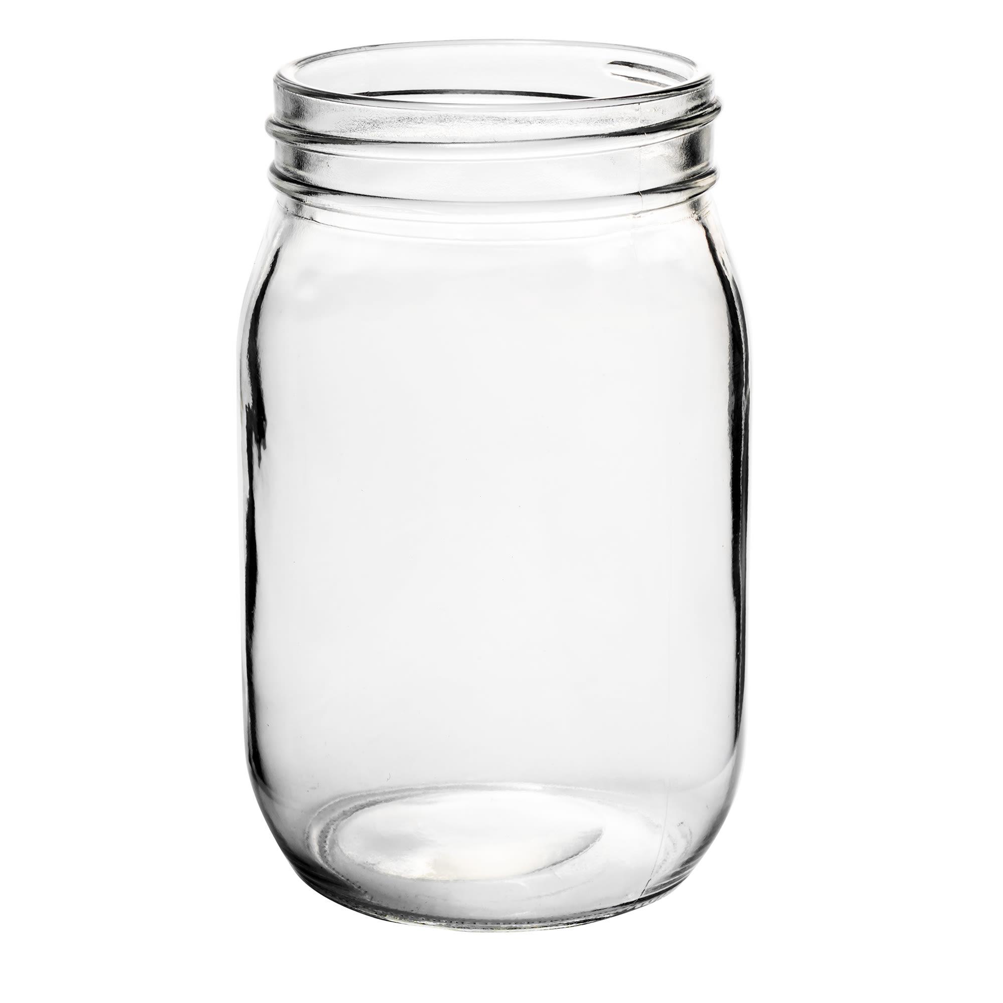 Libbey 92103 16 oz Drinking Jar