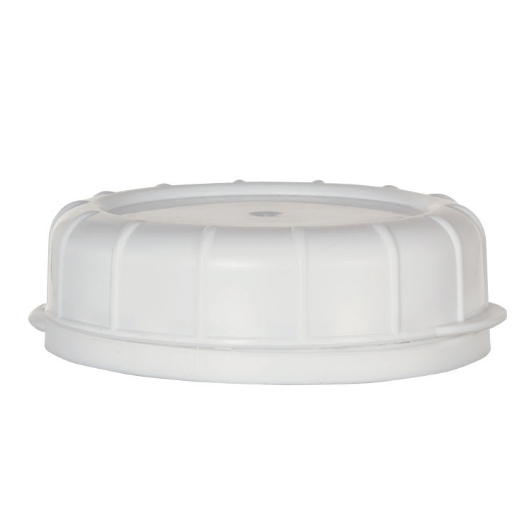 Libbey 92162 Snap-On Lid for 92129 Milk Bottle, White