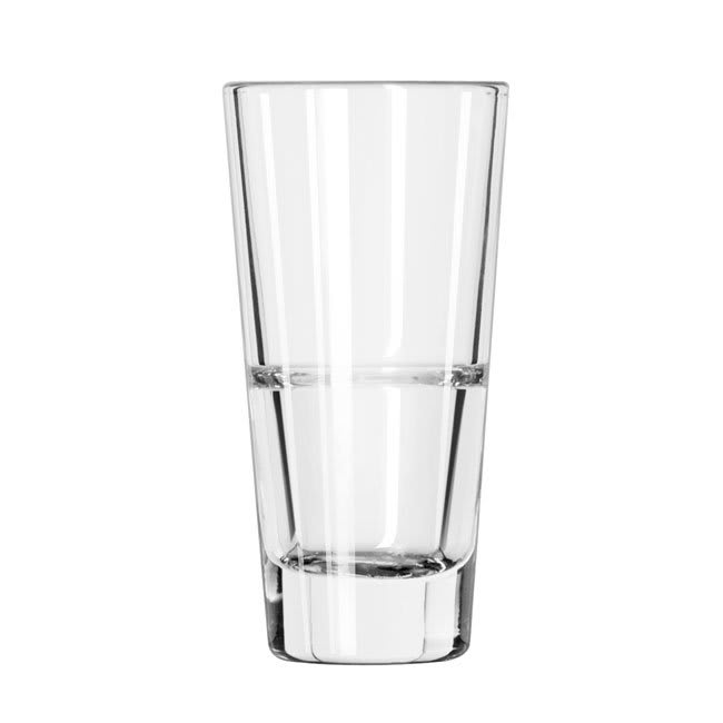 Libbey 923179 1.75-oz Plain Stackable Glass Shooter