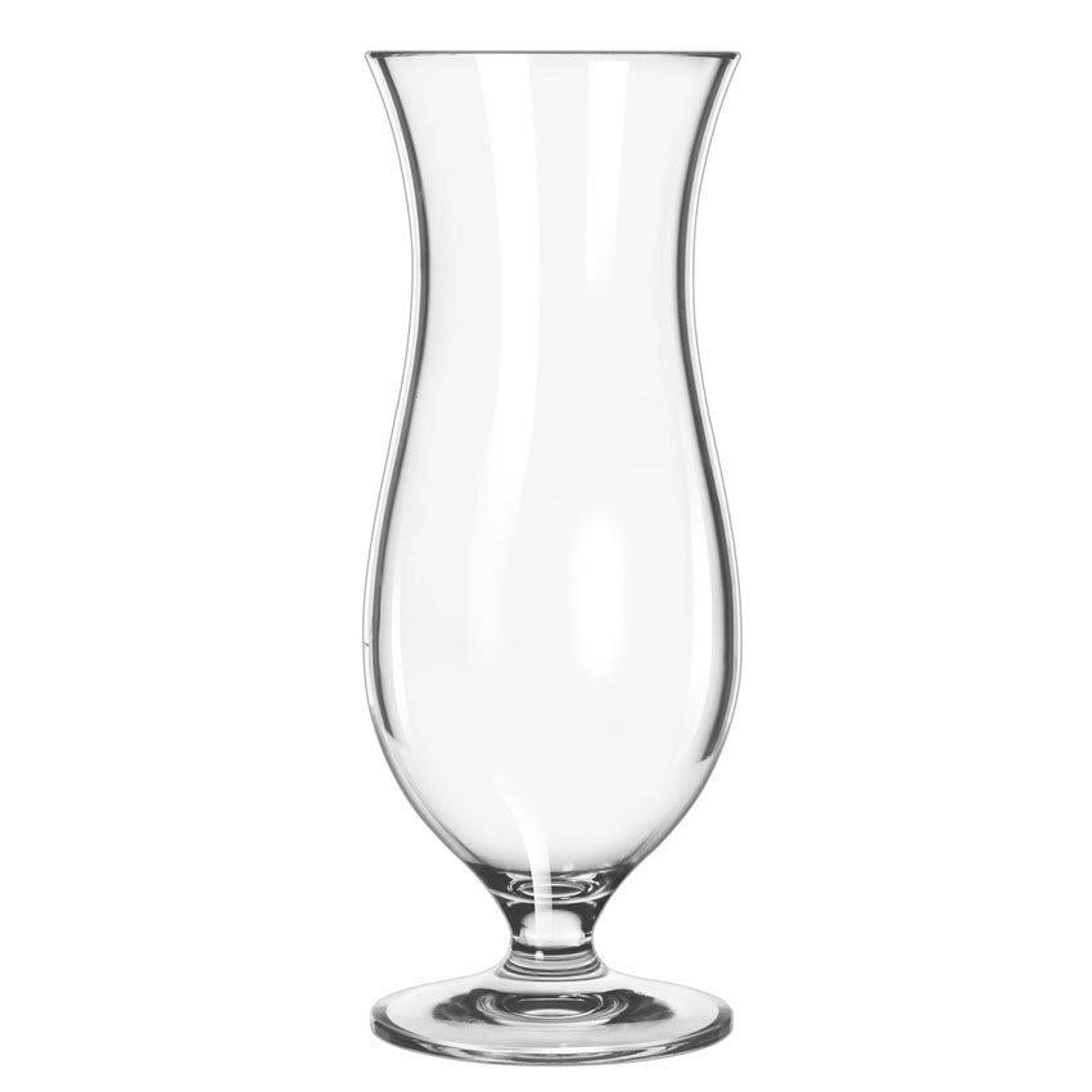 Libbey 92421 16 Oz Infinium Hurricane Glass Plastic