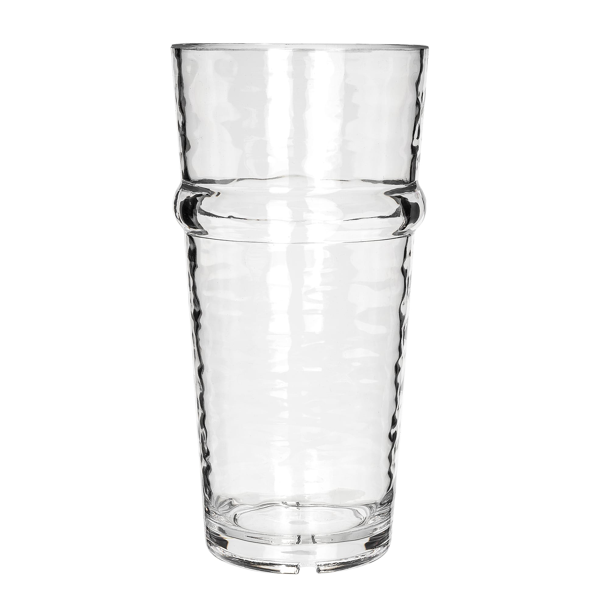 Libbey 92432 16-oz Cooler Glass, Wake™, Clear Plastic