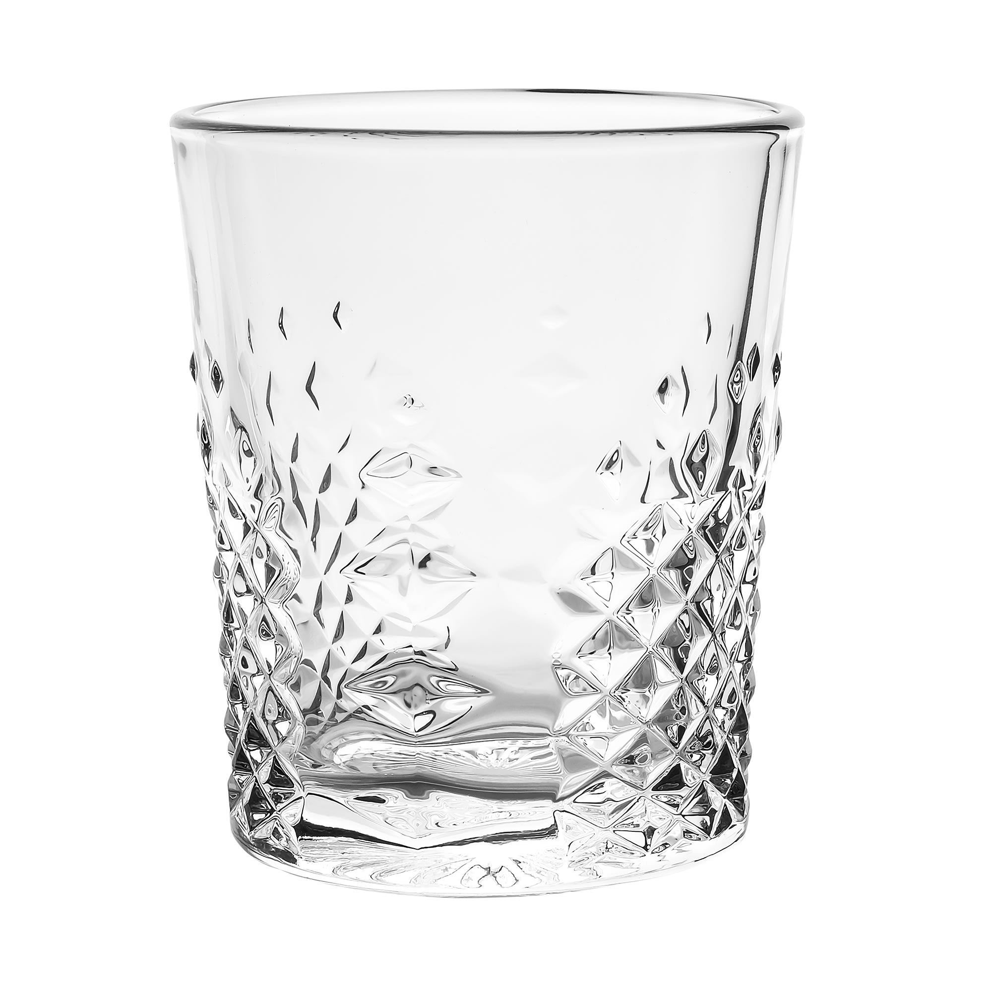 Libbey 925500 12-oz Double Old Fashioned Glass - Carats