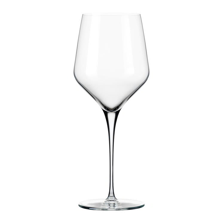 Libbey 9322 13 oz Prism Wine Glass