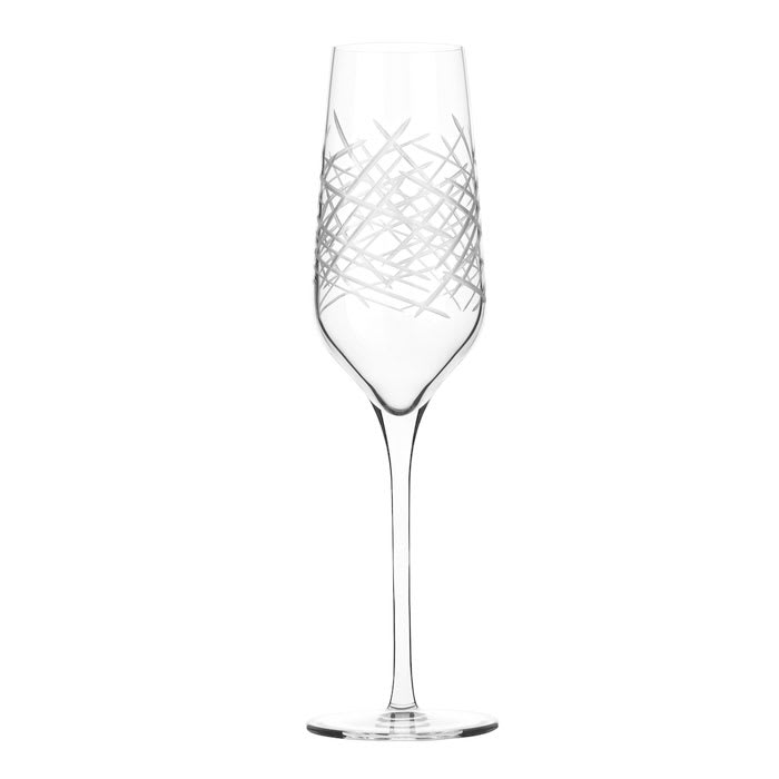 Libbey 9332/69477 8 oz Flute Glass, Master's Reserve™, Clear