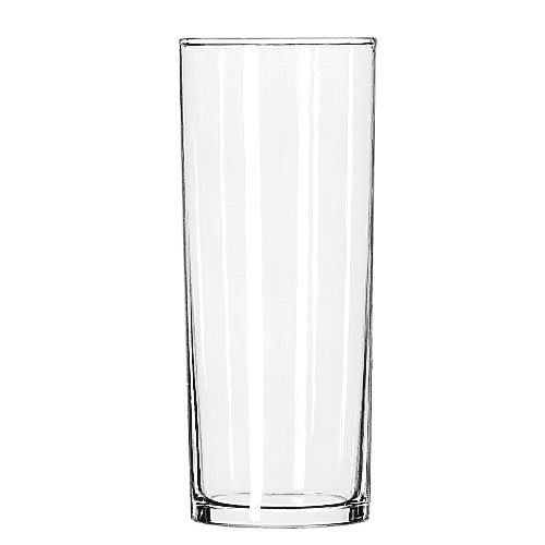 Libbey 95 11 oz Straight Sided Zombie Glass - Safedge Rim Guarantee