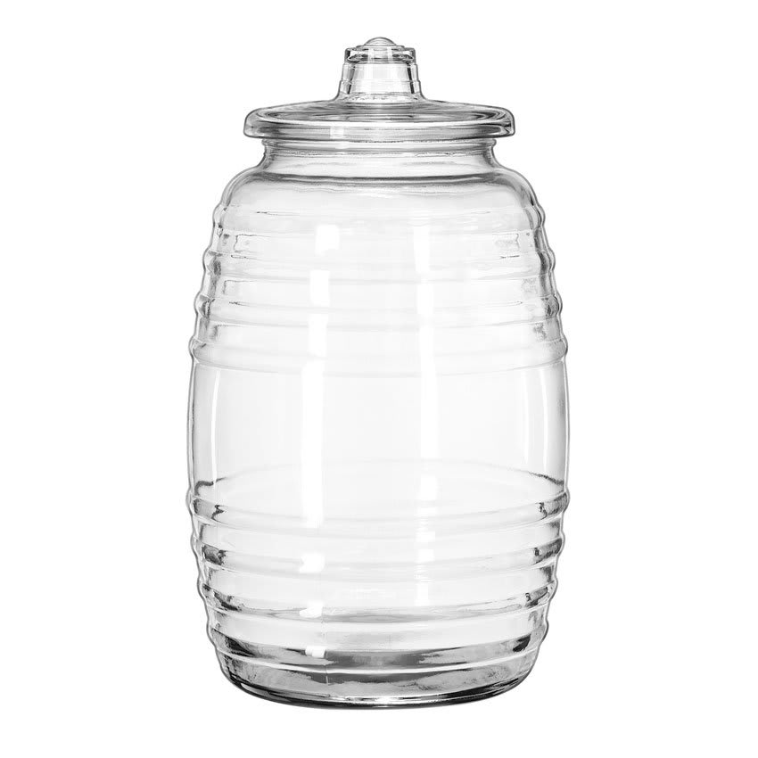 "Libbey 9520003 15"" Barrel Canister"