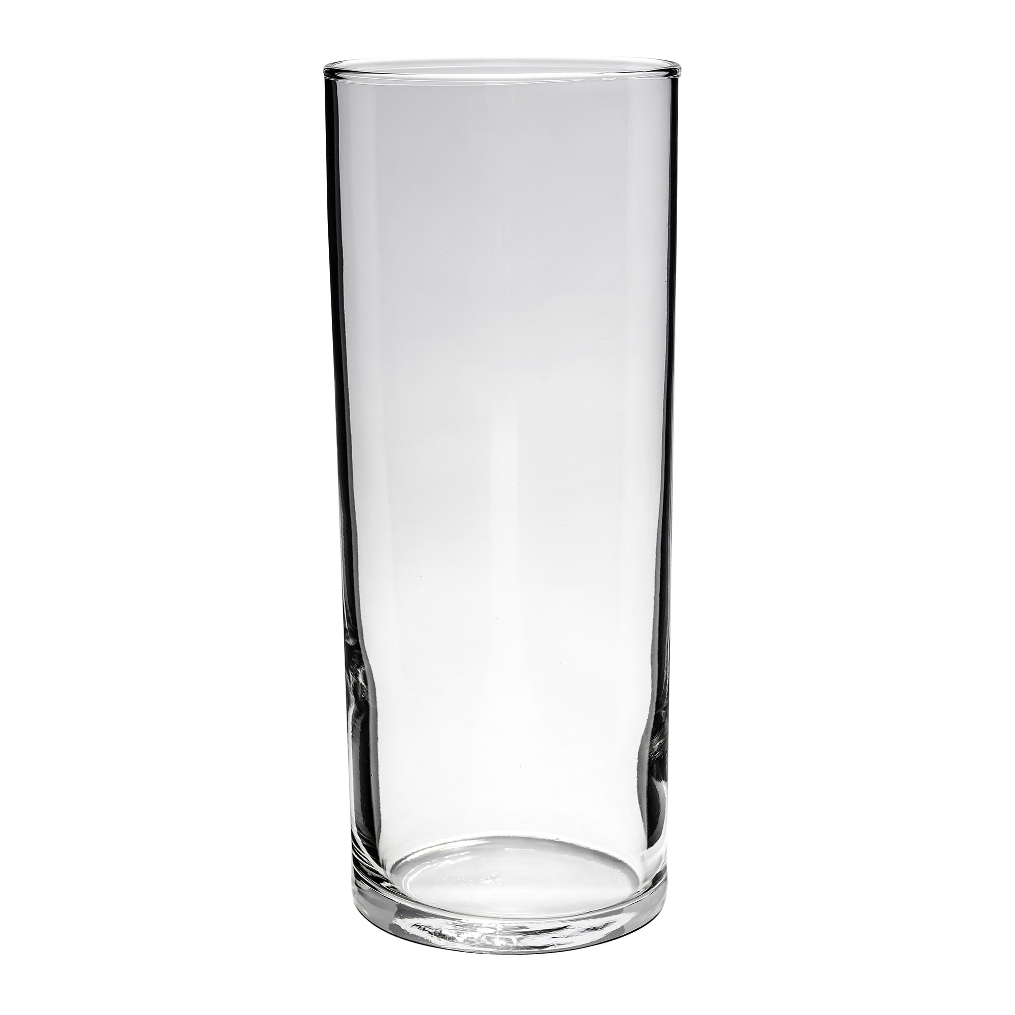 Libbey 96 12 oz Straight Sided Zombie Glass - Safedge Rim Guarantee