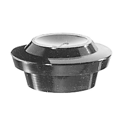 "Libbey 96073 2.2"" Black Hottle Lid for Model 5065"