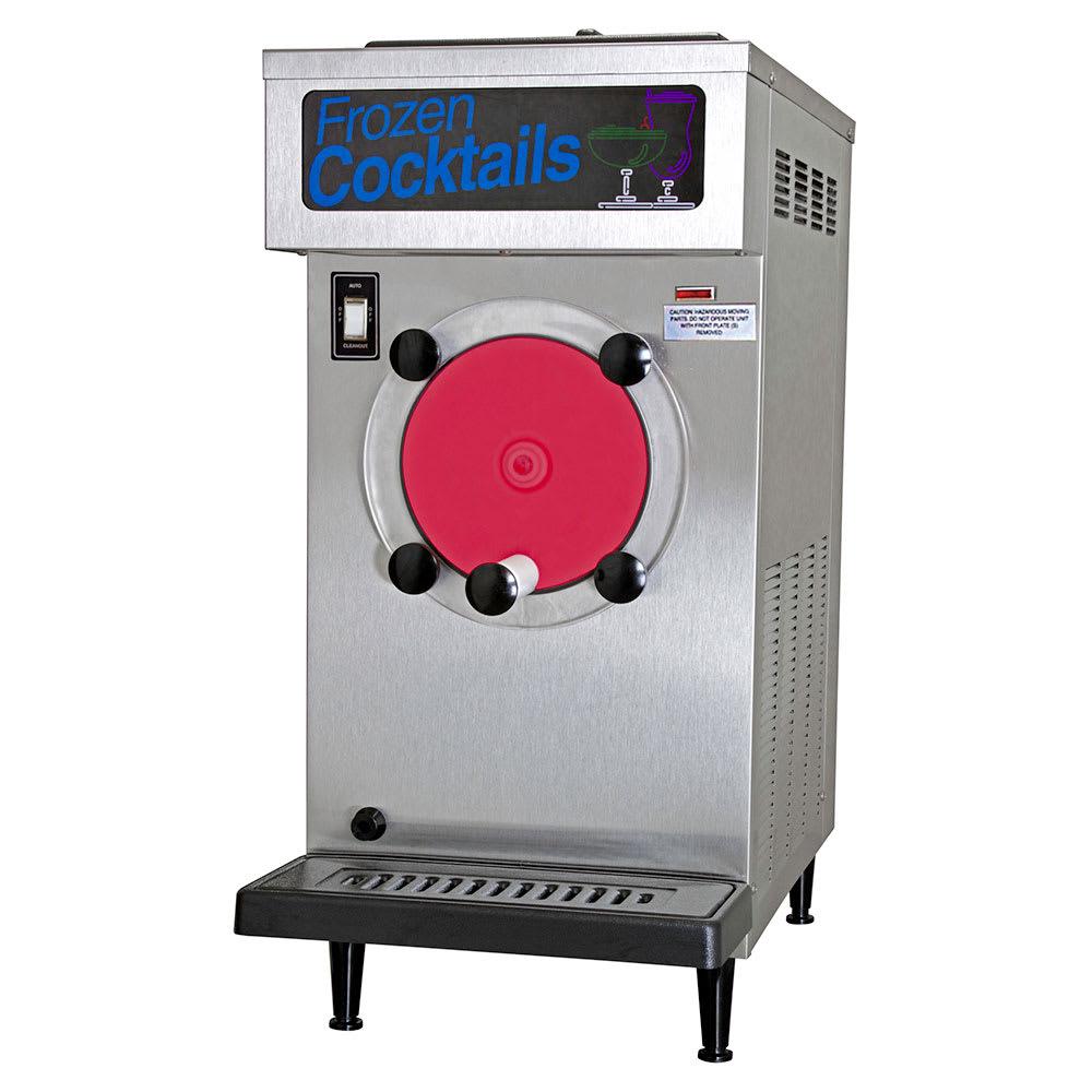 Saniserv 108 Frozen Cocktail Beverage Freezer, 25 qt Reservoir, 3/4 HP, 115 V