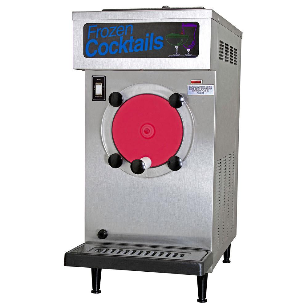 Saniserv 108SHOT Frozen Cocktail Beverage Freezer, 15-Gal/Hr, 1/2HP, 208/1 V