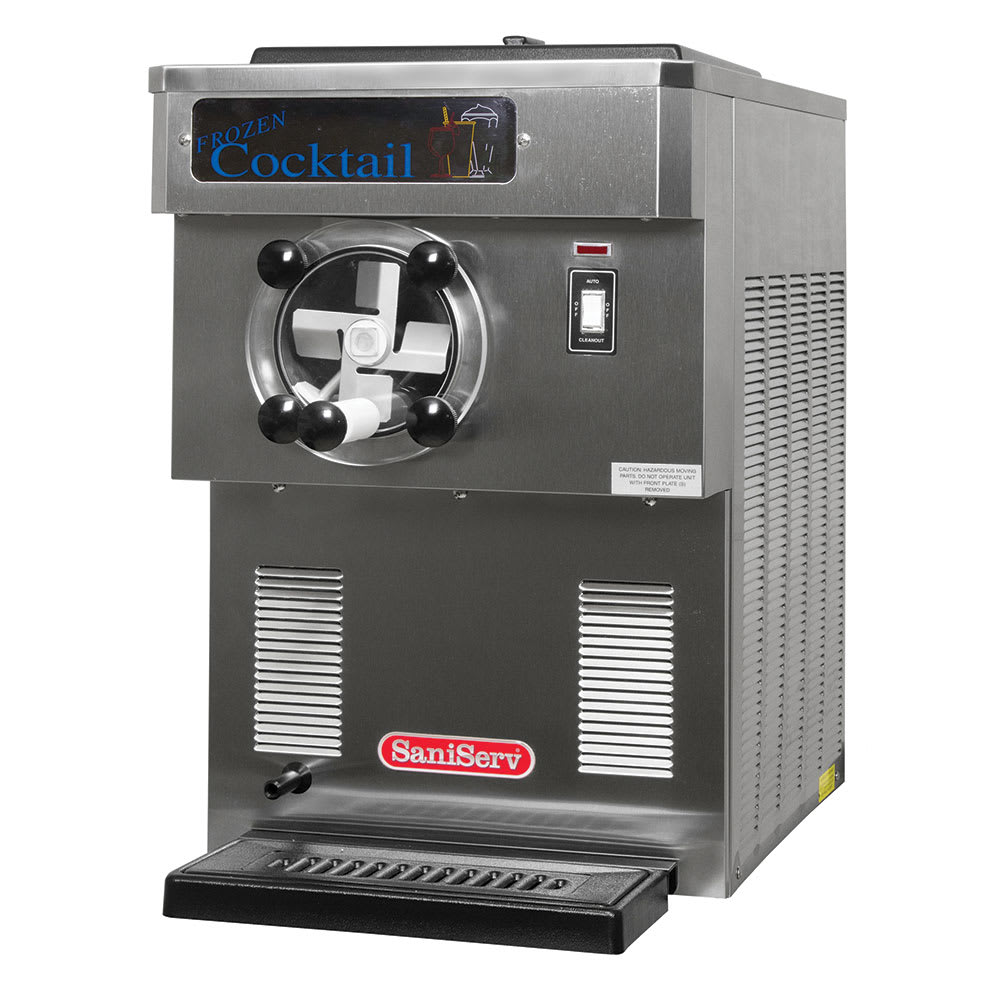 Saniserv 704-FREEZER Frozen Cocktail Beverage Freezer, 1 Head, 35 qt, 208 230/60/1 V