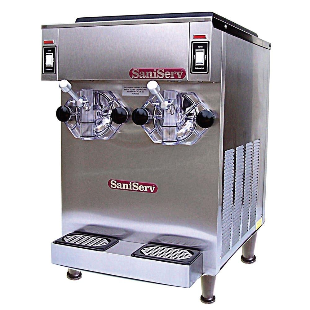 Saniserv 791-FREEZER Frozen Cocktail Beverage Freezer, 2 Head, 14 qt, 208 230/60/1 V