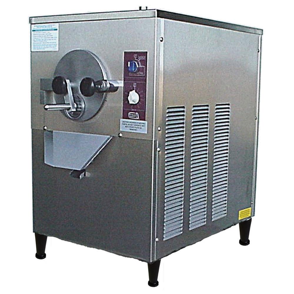 Saniserv B-5 T Counter Model Batch Freezer, 1-Head, 5-qt Barrel, 1-HP, 208-230/60/1 V