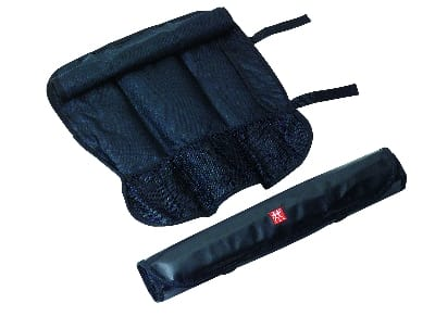 Henckels 35002-500 Knife Roll, Black