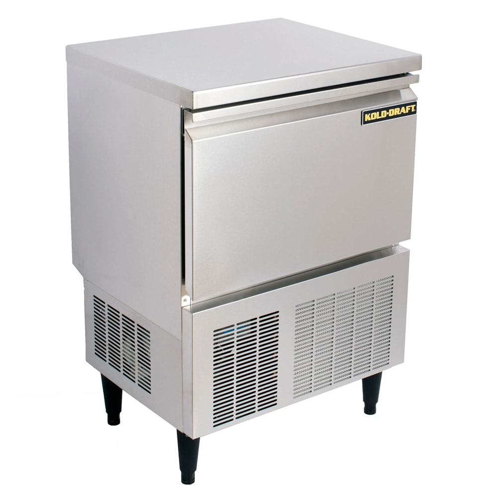 Kold-Draft KD-110 110 lb/Day Full Cube Ice Maker w/ 60 lb Bin, Air Cooled, 115v